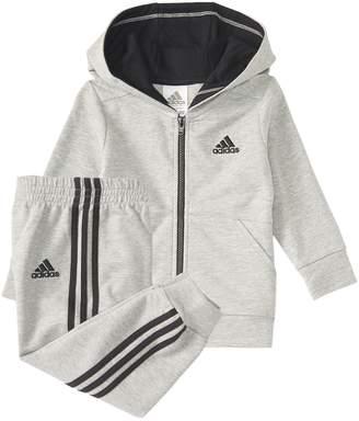 adidas Toddler Boy Athletics Jacket & Jogger Pants Set
