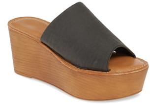 Chinese Laundry Waverly Platform Wedge Slide Sandal