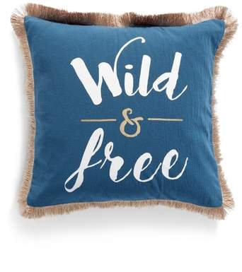 Beckett Wild & Free Pillow
