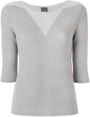 Lorena Antoniazzi ribbed sweater