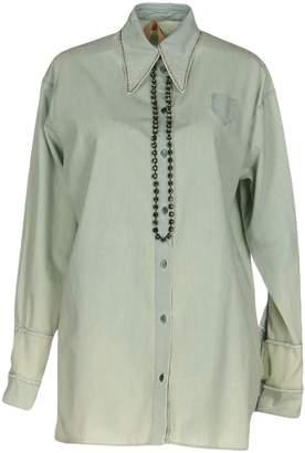 N°21 Ndegree21 Denim shirts