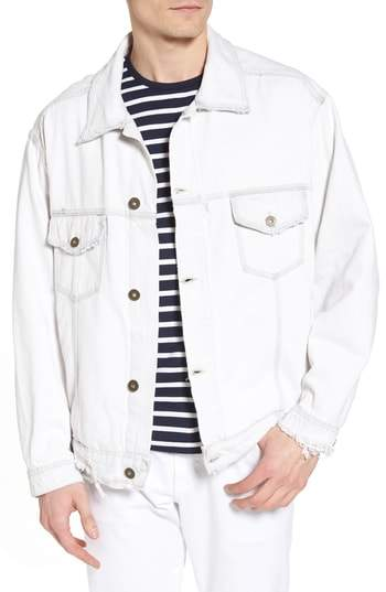 Jeans Denim Trucker Jacket