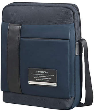 OpenRoad 9.7 Tablet Cross Body Bag, Blue
