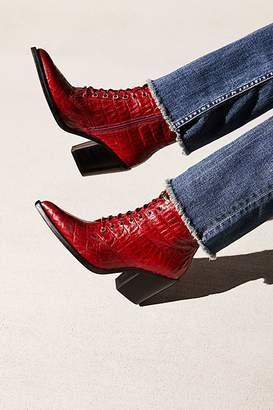 Jeffrey Campbell Desperado Lace-Up Boot