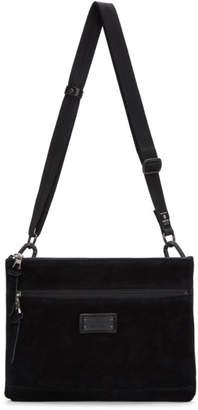 Master-piece Co Black Revise Waterproof Messenger Bag