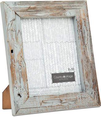 """Godinger Philip Whitney 8"""" x 10"""" Gray Barn Picture Frame"""