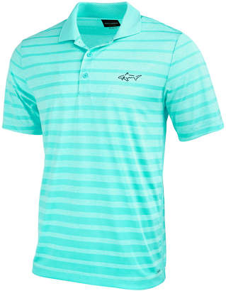 Greg Norman for Tasso Elba Men's Ombre Fade Striped Polo, Created for Macy's