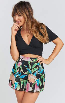Show Me Your Mumu Vero Shorts ~ Royal Hawaiian