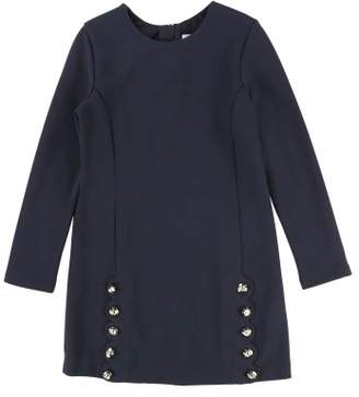 Chloé Engraved Buttons Milano Straight Dress