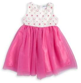 Dorissa Little Girl's Patsy Printed Dress