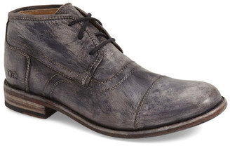 Bed|Stu Randall Leather Chukka Boot $235 thestylecure.com