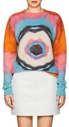 The Elder Statesman Women's Tie-Dyed Cashmere Sweater