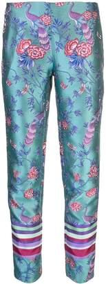 Sachin + Babi printed Keira trousers