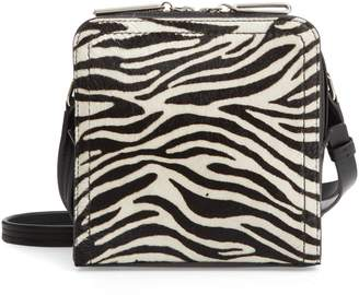 3.1 Phillip Lim Mini Hudson Genuine Calf Hair & Leather Crossbody Bag