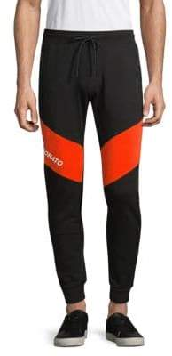 Antony Morato Contrast Fleece Jogger Pants