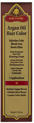One 'N Only 1N Very Black Demi Permanent Hair Color Glossing Cream