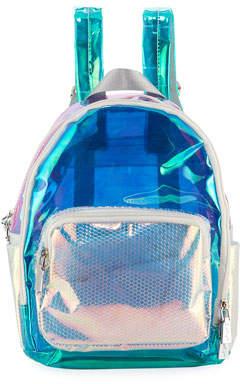 Bari Lynn Girls' Mini Mermaid Backpack