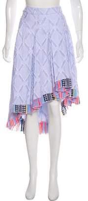Lemlem Stripe Midi Skirt w/ Tags