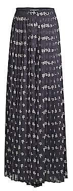 Max Mara Women's Balocco Wide Leg Pleated Pants