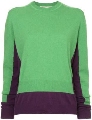 Marni (マルニ) - Marni カラーブロック セーター