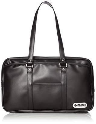 Outdoor Products (アウトドア プロダクツ) - [アウトドアプロダクツ] 合皮 スクールバッグ OLS101 チョコ