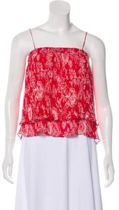 Ella Moss Printed Sleeveless Top