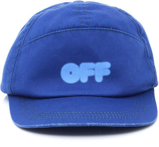 Off-White 'Off' Snapback Cap