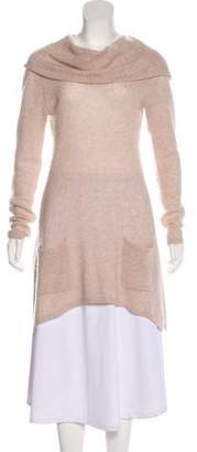 Saks Fifth Avenue Hooded Cashmere Sweater