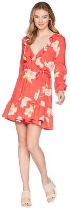 Billabong Ruff Girls Club Dress Women's Dress