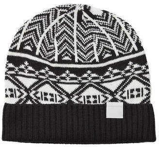 White Mountaineering Wool Hat