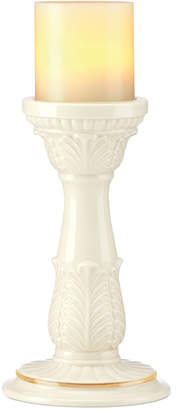 Lenox Candle Holder, Illuminate Leaf Pillar