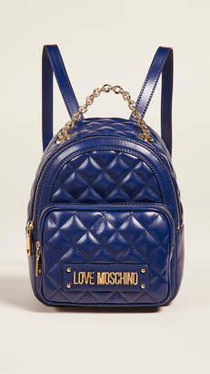 Moschino Small Backpack