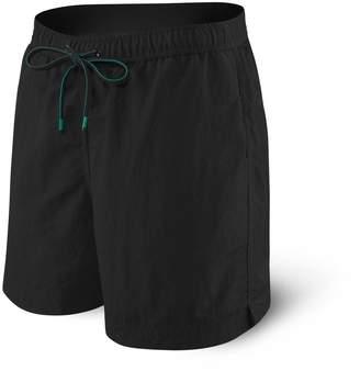 """Trunks SAXX Underwear Co. Saxx Underwear Men's Cannonball 2N1 Swim Short 9"""""""