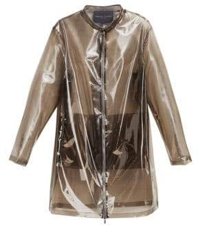 Fabiana Filippi Transparent Raincoat