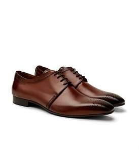 Calibre Italian Tan Leather Derby