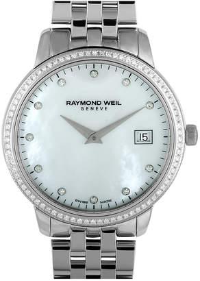 Raymond Weil Women's Stainless Steel Diamond Watch