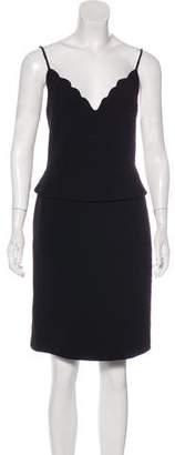 Cinq à Sept Maxi Slip Dress