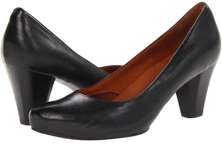 Gentle Souls More Rupert (Black) - Footwear