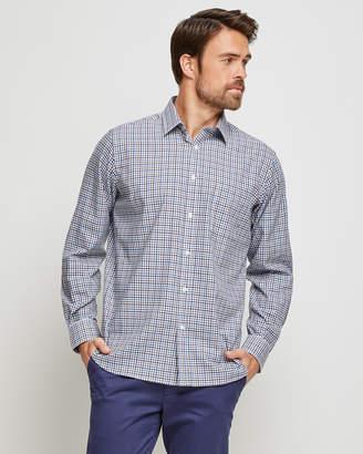 Blazer Logan Long Sleeve Check Shirt