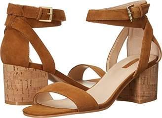 GUESS Women's Eva Heeled Sandal