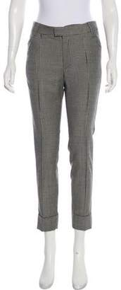 Boy By Band Of Outsiders Wool Mid-Rise Pants