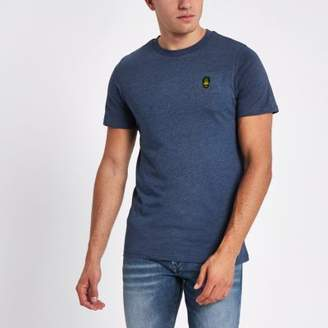 River Island Jack and Jones Originals blue crew neck T-shirt