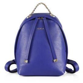 Furla Spy Mini Leather Backpack $448 thestylecure.com