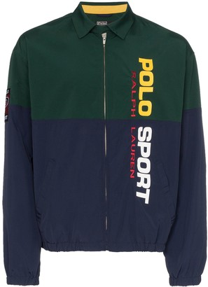 Polo Ralph Lauren logo printed jacket