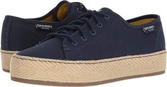 Sperry Women's Sky Sail Jute Wrap Sneaker