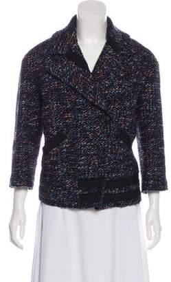 Thakoon Wool Tweed Coat