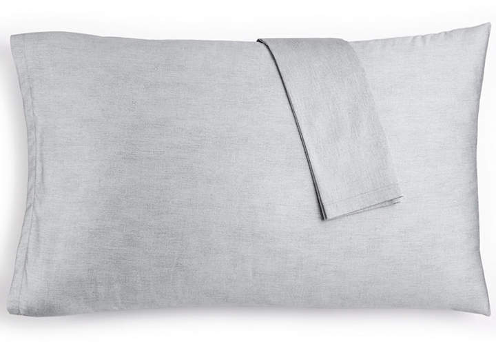Kura Cotton 280 Thread Count Pair of King Pillowcases Bedding
