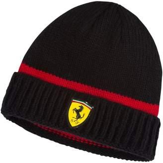 Puma Mens Ferrari SF F15 Beanie Hat