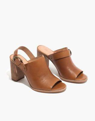 Madewell The Riley Convertible Slingback Mule