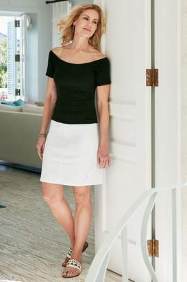 Soft Surroundings Super Stretch Skort